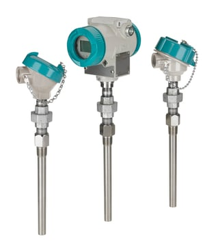 Temperature, Pressure, Flow Transmitter And Controllers