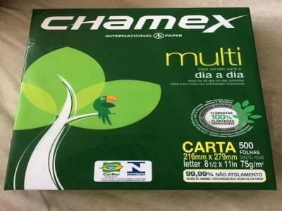 Copy Paper A4 (Chamex)