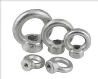 Stainless Steel Ring Round Nuts