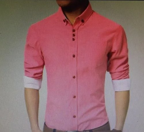 Short Sleeve Casual Shirts Chest Size: All Size