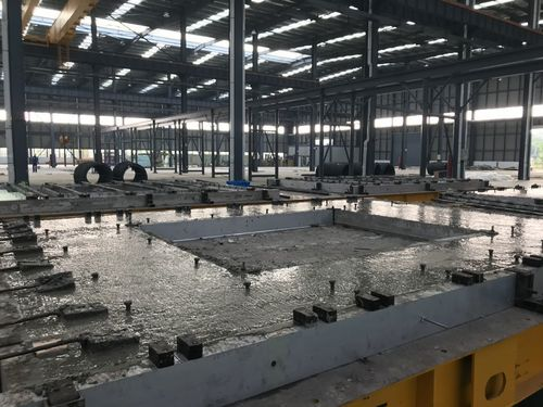 Fast Assembly Prefabricated Steel Structure Workshop