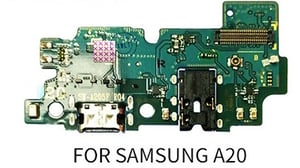AIKNER USB Charging Port Dock Jack Connector Board Flex Cable Replacement Parts For Samsung Galaxy A20 A30 A40 A50 A750 A920