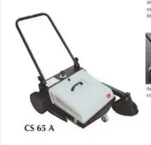 Industrial Automatic Cleaning Sweeper
