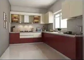 Interior Design Modular Kitchen In Kukatpally Hyderabad Mnr Electricals