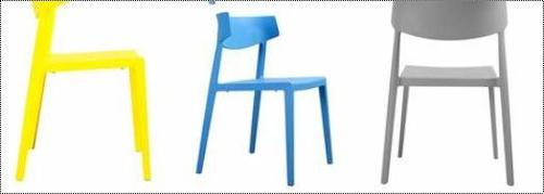 Light Weight Color Chair