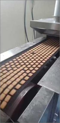 Stainless Steel Biscuit Cooling Conveyor