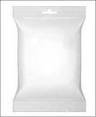 Plastic Plain Packaging Pouch