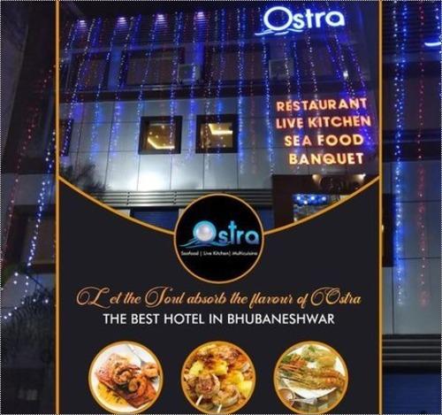 Ostra Sea Food Restaurant Service
