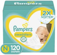 Disposable Newborn Baby Diapers