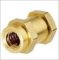 Anti Corrosive Brass Hex Insert