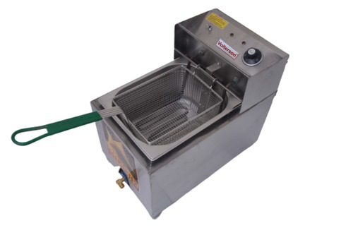 Electric Deep Fryer Table Top With Gas