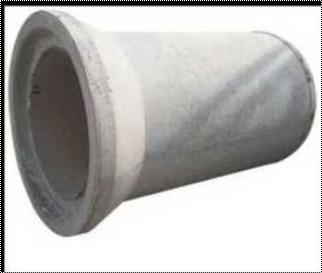 Round Shape Cement Pipe