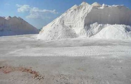 Industrial Salt Powder