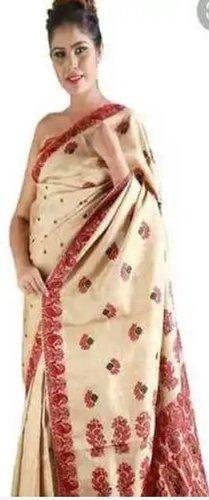 Ladies Assam Silk Sarees