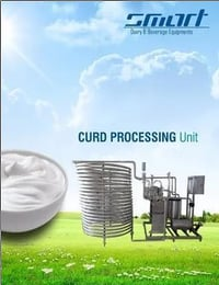 Curd and Yogurt Processing Plant