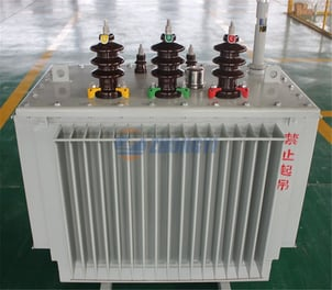 Power Transformer With Off Circuit Tap Changer