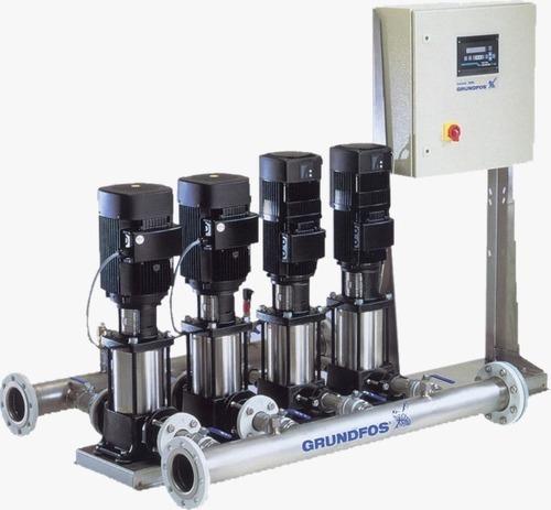 Pressure Boosting Pump System