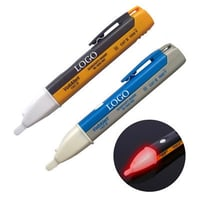 Electric Voltage Tester With LED Flashlight