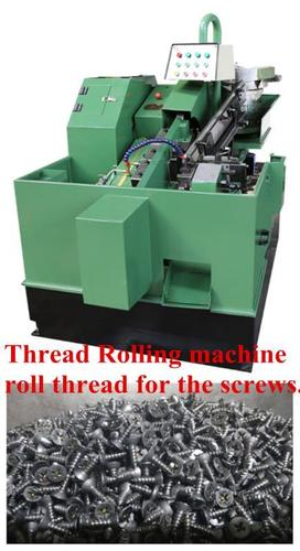 Screw Machine