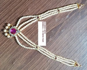 Perfect Shape Pearl Necklace