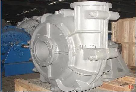 Industrial Centrifugal Slurry Pump