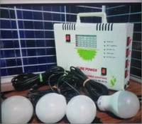High Power Solar Bulb