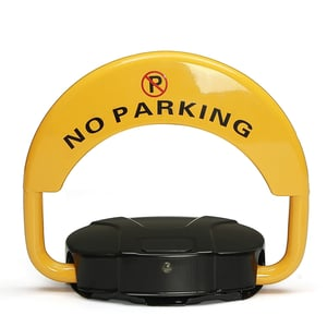 Steel Automatic Remote Controlled Car Parking Lock