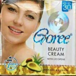 Goree Beauty Cream For Face