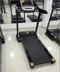 Motorized Treadmill For Gym