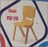 Yellow Color School Chair