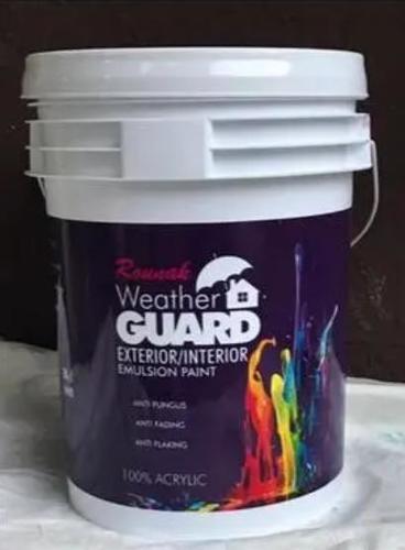 Weather Guard Exterior Emulsion Paint