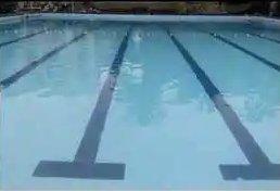 Rectangular Indoor Swimming Pool