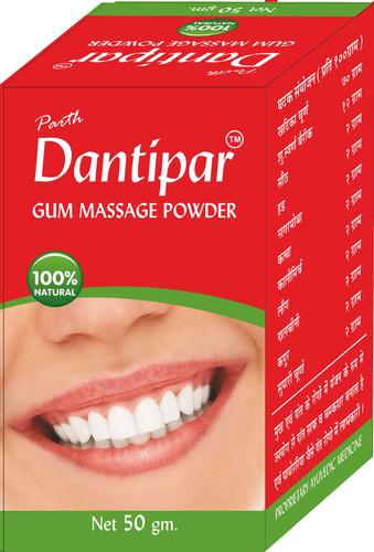 (Parth) Dantipar Powder 50MG