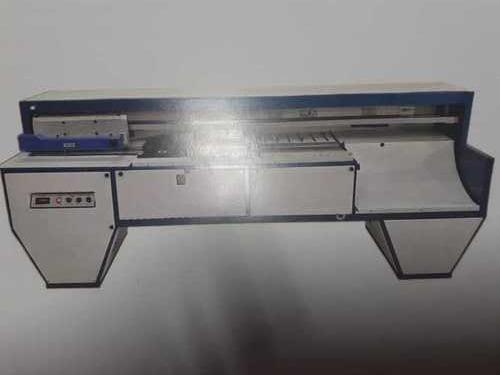Single Clamp Perfect Binding Machine