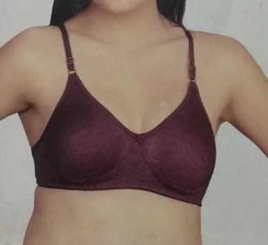 Skin Friendly Custom Color Ladies Bra