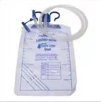 Transparent Urine Collection Bags