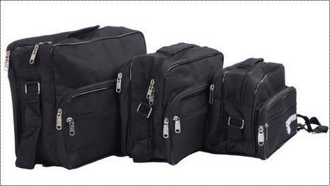 Black Executive Messenger Bags