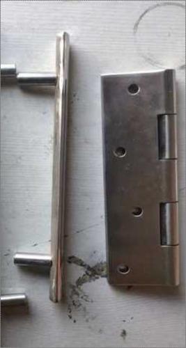Brass Polished Door Hinges
