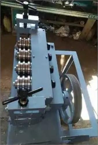 Electric Wire Straightening Machine