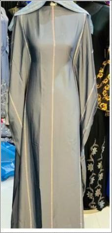 Impeccable Finish Arab Burqa