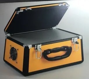 Scratch Proof Industrial Carrying Cases