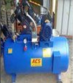 Air And Borewell Compressor