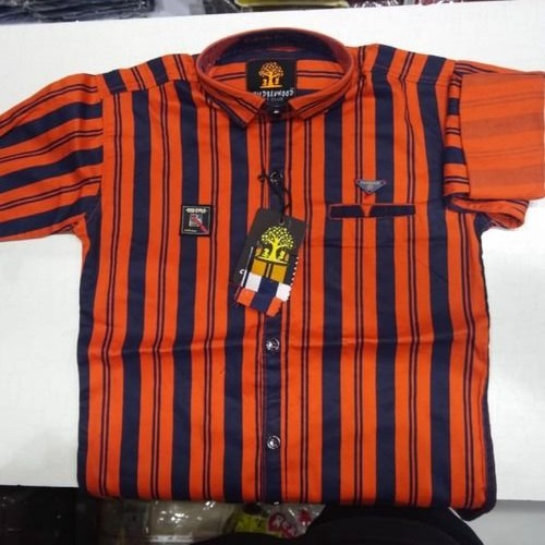 Kids Cotton Full Sleeves Shirts