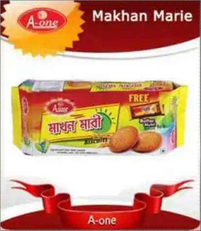 Makhan Marie Atta Biscuit