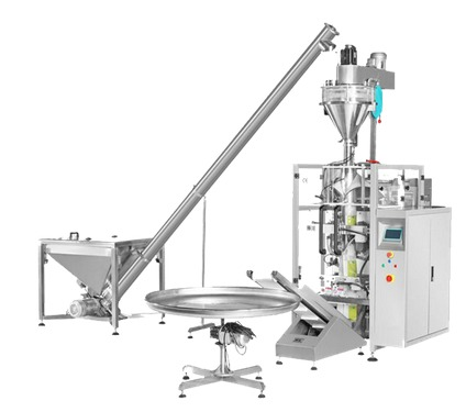 Augar Filler Packing Machine for Powder with Servo