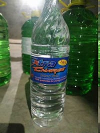 Distilled Water For Laboratory, Radiator And Battery