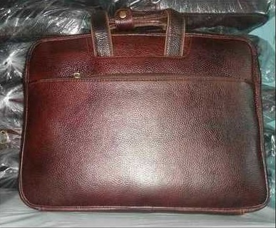 Wholesale Price Leather Office Bag