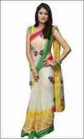 Ladies Designer Party Wear Saree