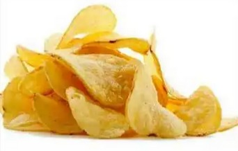 Salty And Crunchy Potato Chips