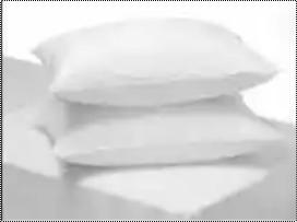 White Cotton Pillow Covers